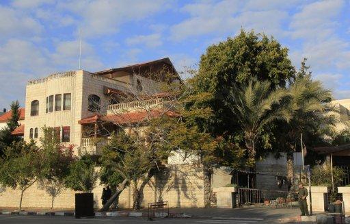 Hamas Home in Gaza