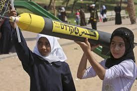 rockets at school