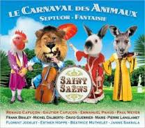 Carnival des animaux 1-B&N