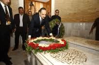 Faisal's tomb