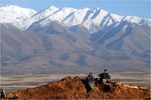 Iraq North mountains 3