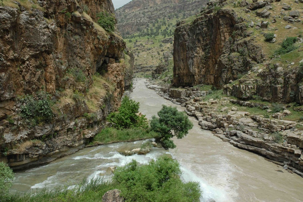 Iraq North - Kurdistan Mountains-1