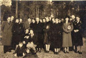 Reunie op Zonheivel, foto ca1939