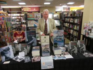 John at W&M B&N signing 10-23-15