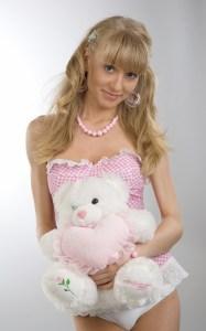 nina and bear
