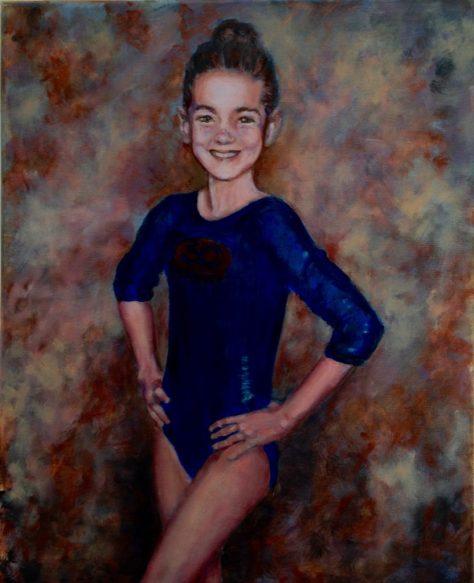 Emma Scout Koch, gymnast Greg Barnum