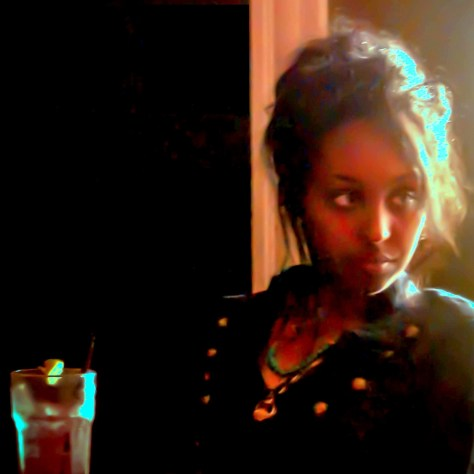 Woman in Richmond Bar Russell Streur