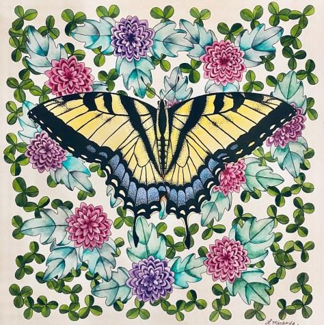 Eastern Tiger Swallowtail Lauren Miranda