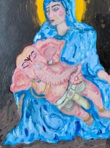 Pieta  Aalia Garrett