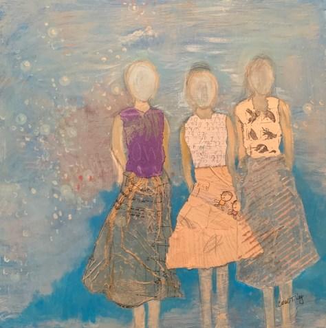 Sisters Carol T. Vey