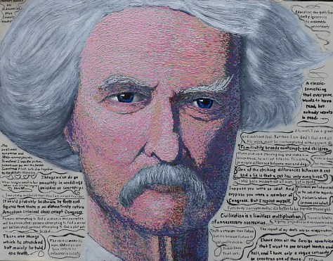 The Wit and Wisdom of Mark Twain T. J. Haugh