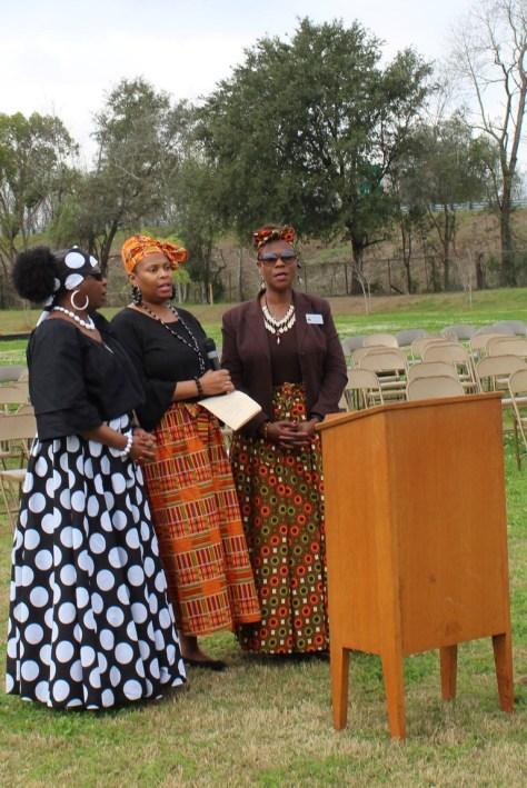 Three Savannah Women Sing Kiplyn Primus