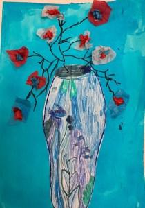 Rihann K. - Amazing Art