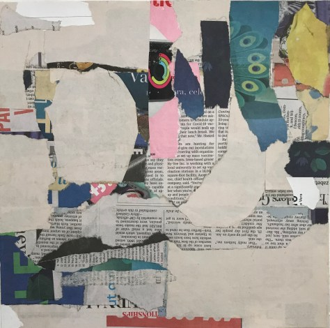 All the News That's Fit to Collage 1 Diane Clark