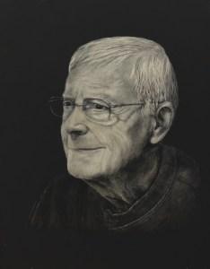 Portrait of Bob Katherine Moore, Student