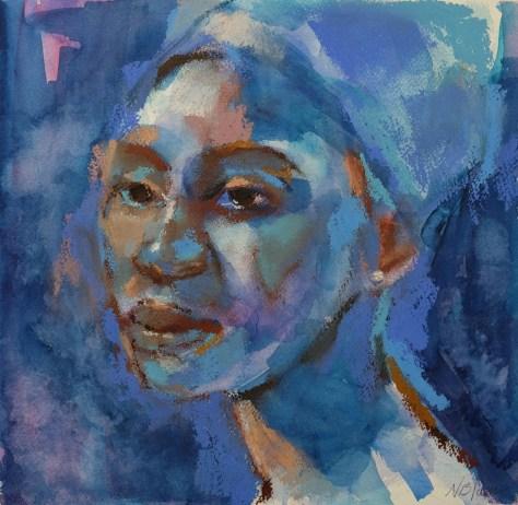 Nancy Blum Once in a Blue Moon