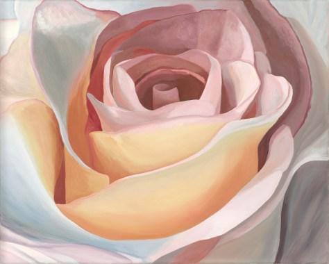 Karen T LaFontaine Tea Rose Delight