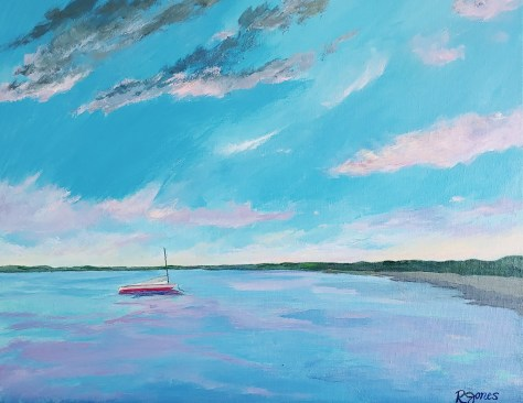 Ruth Jones Cape Cod Bay
