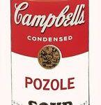 Benito Del Aguila Tropicalization Warhol Series Pozole Soup