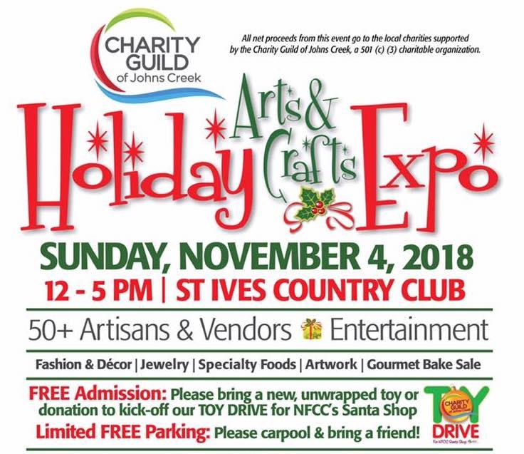 Holiday Expo - Johns Creek Post