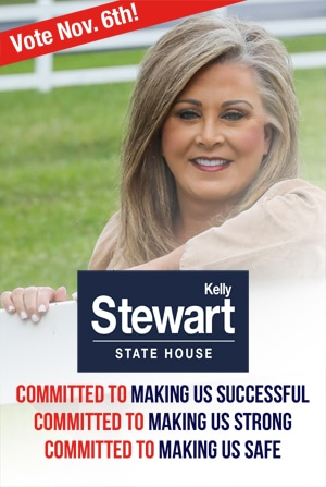 Kelly Stewart State Representative