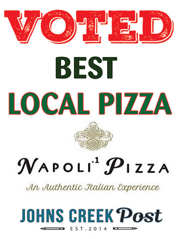 Voted Best Pizza in Johns Creek - Napoli 1