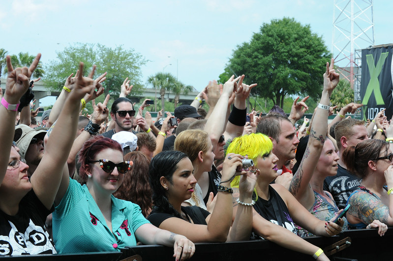 Crowd shot by John Shippee Photography
