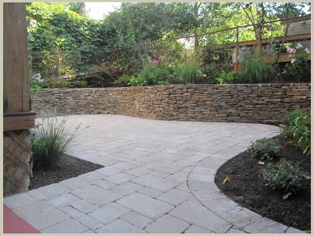 Best Landscape Ideas: Design your landscape gravel mulch on Hardscape Backyard id=18359
