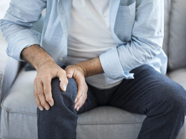 Zimmer Persona knee replacement