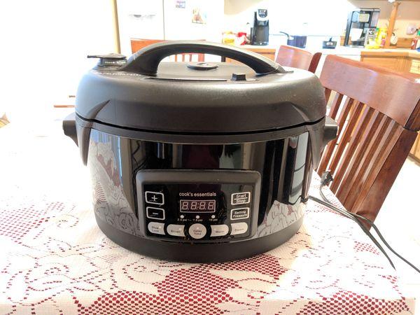 Cook's Essentials Pressure Cooker Lawsuit
