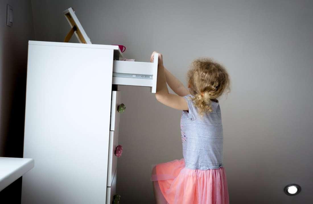 Dresser and Furniture Tip Over Lawsuit