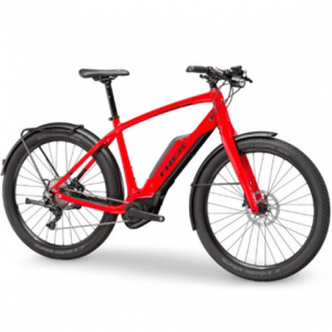 image of the super commuter+ 8S bicycle that is involved in this recall