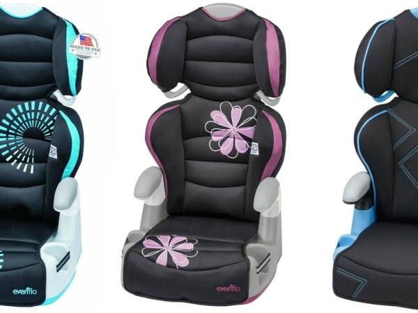 Evenflo Booster Seat Lawsuit