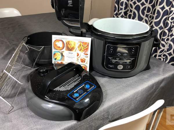 ninja foodi pressure cooker lawsuit