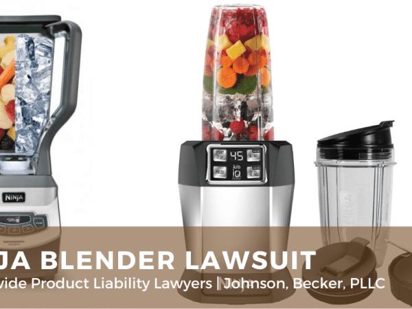 Ninja Blender Lawsuit