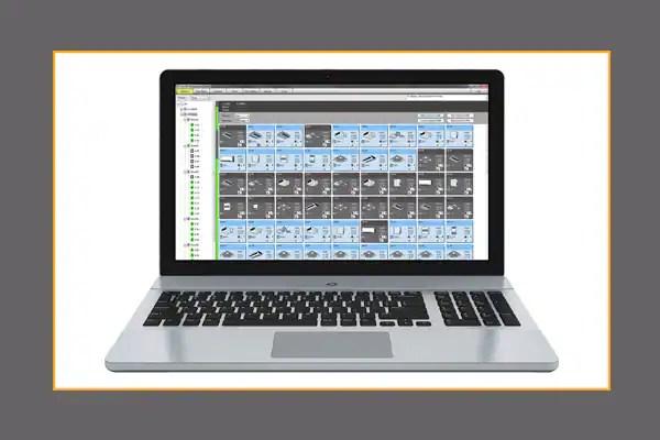 Variable Refrigerant Flow Central Controller Software