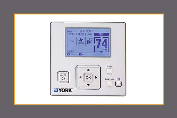 VRF Wired Zone Controller