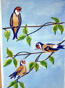 428 BIRDS