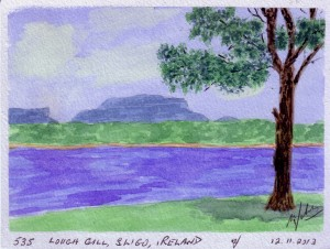 535 LOUGH GILL, SLIGO, IRELAND