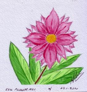 554 FLOWER NO. 1