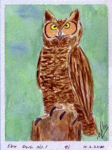 564 OWL NO. 1