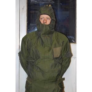 British Army Surplus NBC MK4 CBRN Suit CBRN Olive Green New