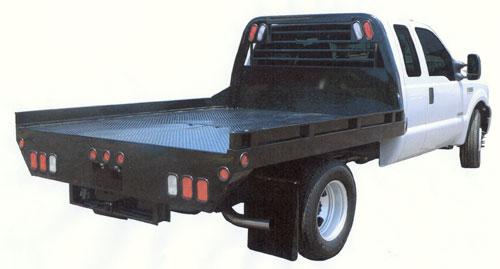 pickup truck flatbed plans