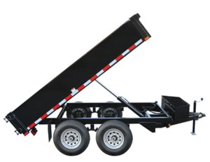 35 Ton Hydraulic Dump Trailer  Johnson Trailer Co