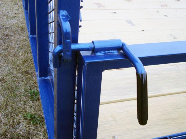 Bolt Bed Frame Rails