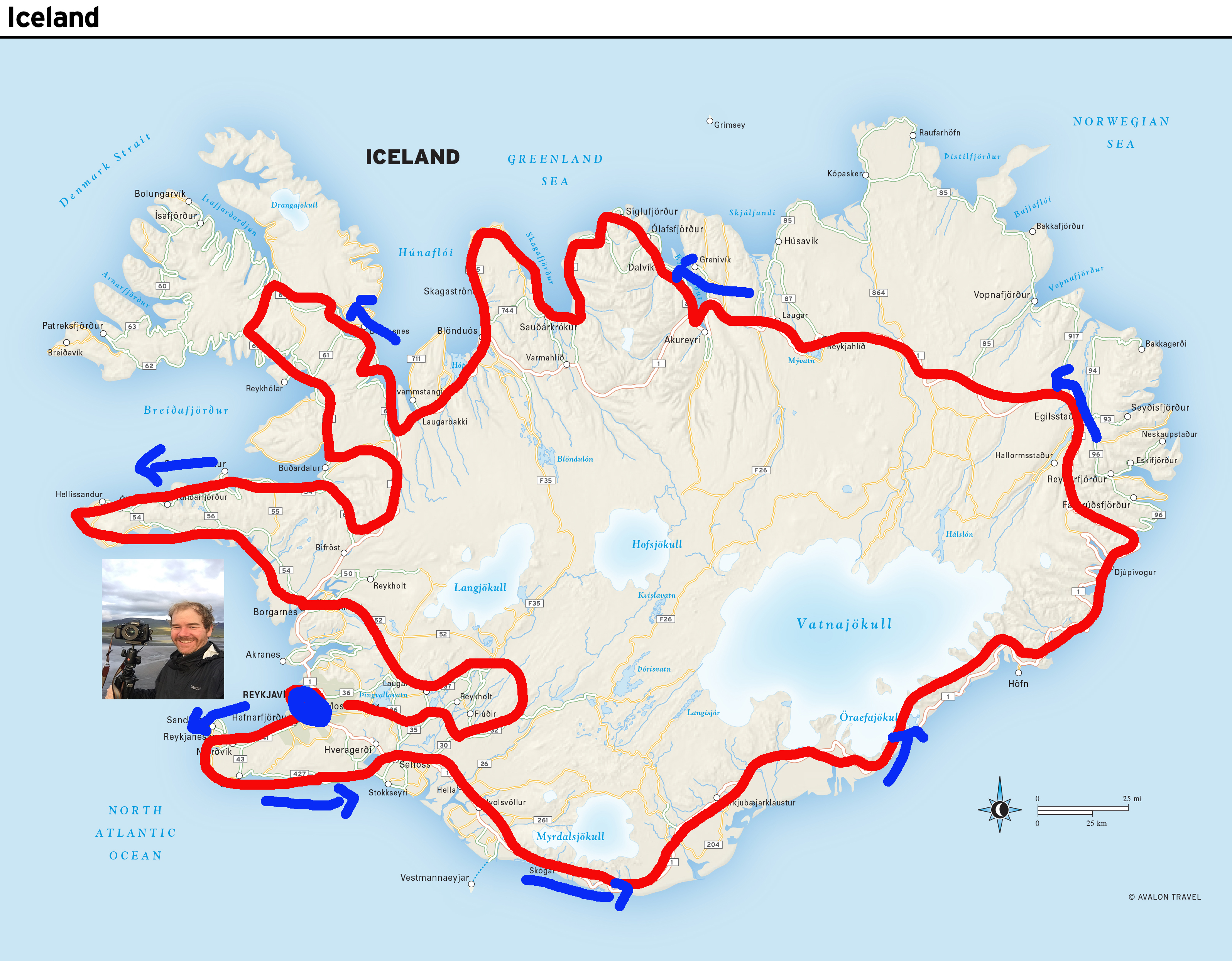 It is a graphic of Iceland Map Printable intended for tourist