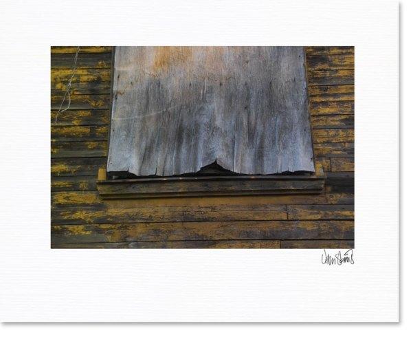 Petrified Curtain ~ © John Steins