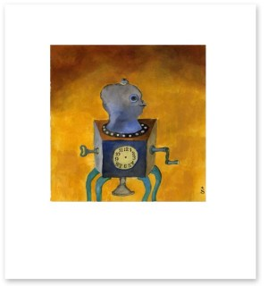 Time Machine Ilgvars Steins