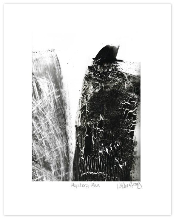 Mystery Man ~ John Steins