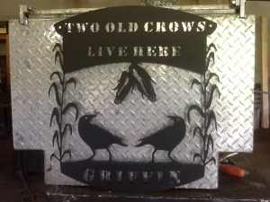 Two Old Crows